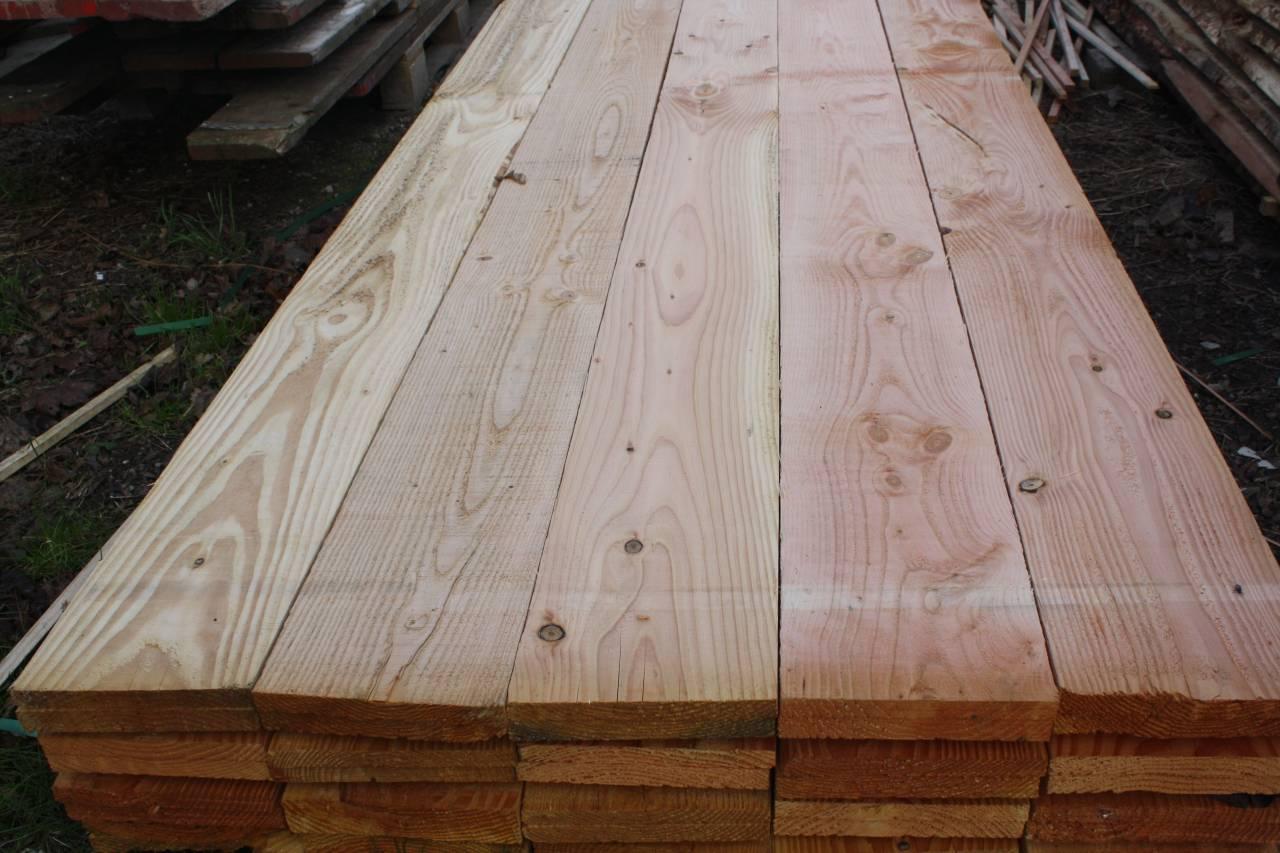 Douglas hout per m1