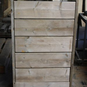 dressoir steigerhout