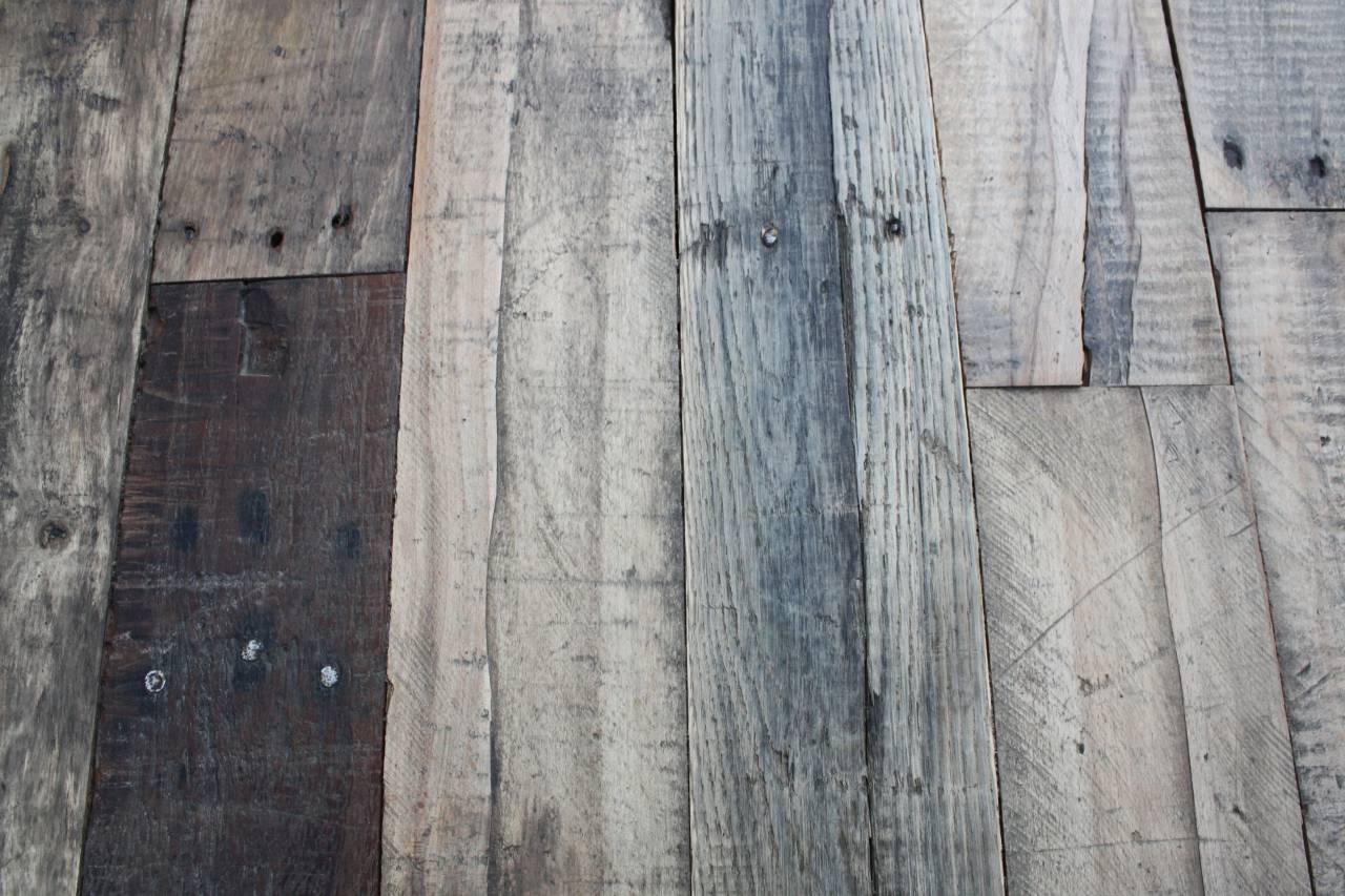 Eiken sloophout tafel