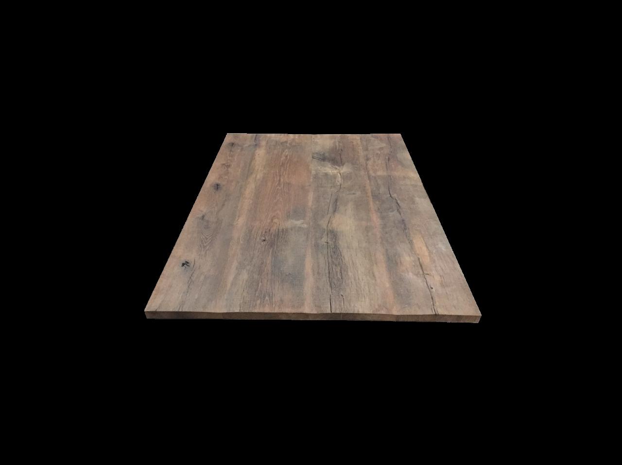 Burnt oak tafelblad