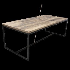 Wagondelen tafel